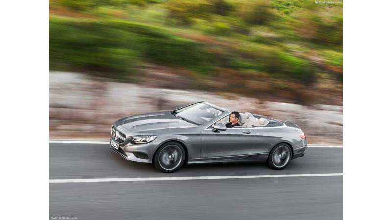 Mercedes-Benz S500 Cabriolet Preview