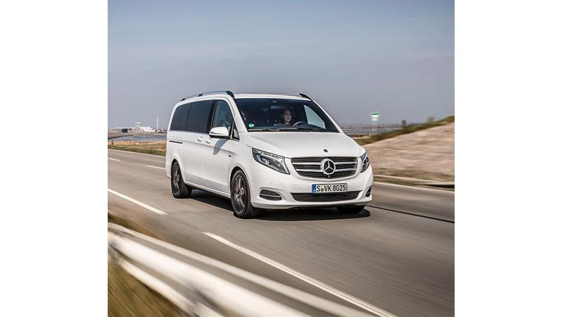 Mercedes-Benz V-Class to be launched in India in early 2019