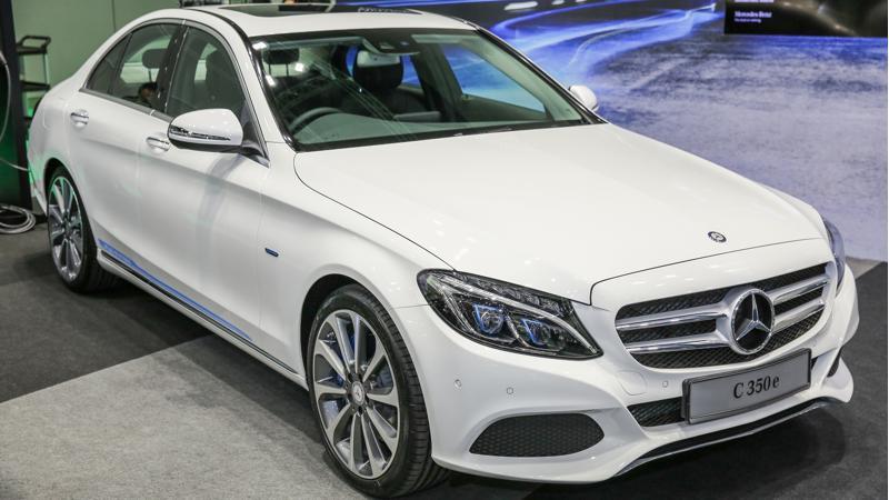 Mercedes-Benz Malaysia introduces C350e plug-in hybrid