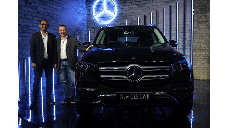 Second-gen Mercedes-Benz GLE introduced in India at Rs 73.70 lakhs