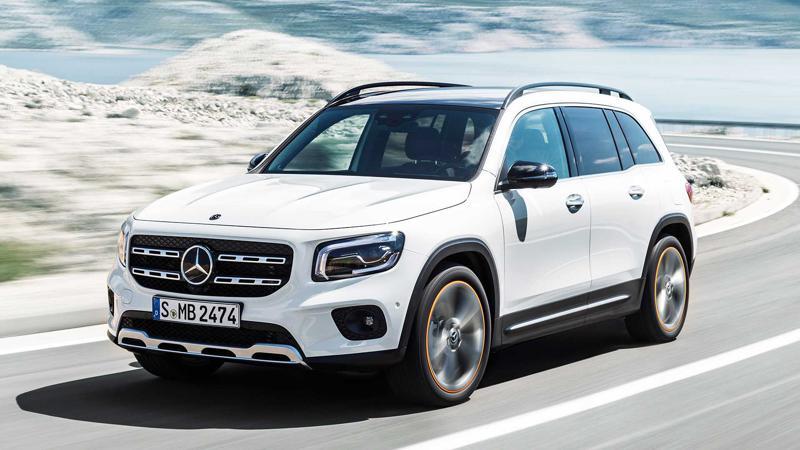 Mercedes-Benz reveals GLB SUV