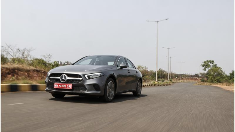 Mercedes-Benz India launches new A-Class Limousine at Rs 39.90 lakh