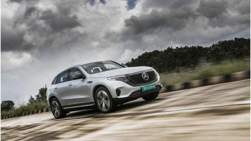 Mercedes-Benz to launch EQC in India on 8 October