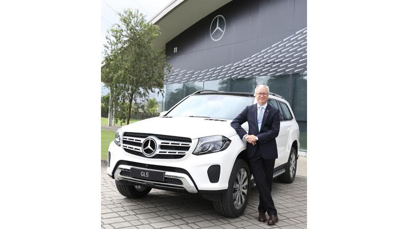 Mercedes-Benz GLS 400 4MATIC petrol launched at Rs 82.90 lakh
