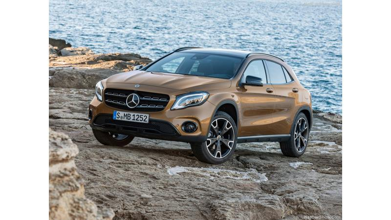 Mercedes-Benz to launch GLA facelift on July 5