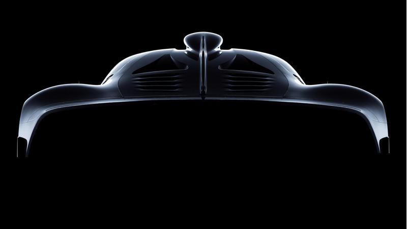 Geneva 2017: Mercedes-AMG teases new hypercar