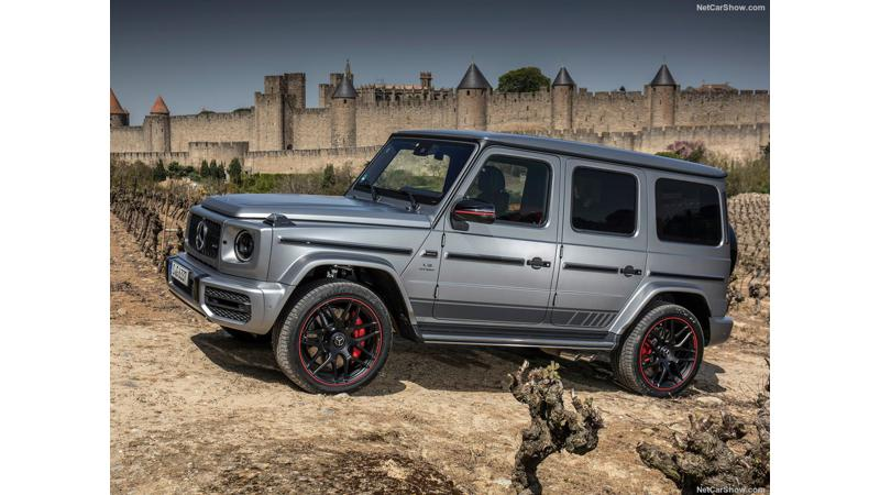 Mercedes-Benz to launch 2018 G63 AMG in India tomorrow