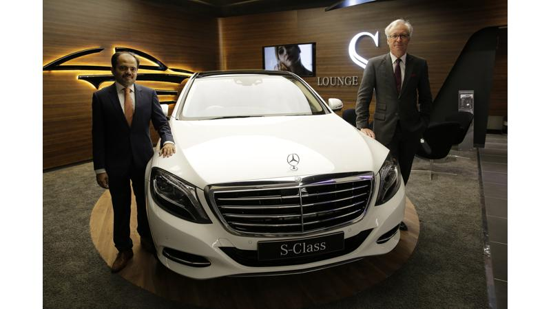 Mercedes-Benz opens 11th outlet in Mumbai