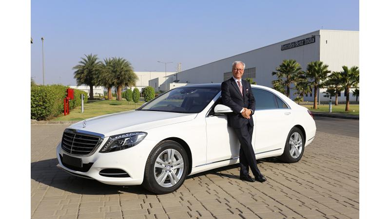Mercedes-Benz S-Class Connoisseur's Edition launched in India at Rs 1.21 crore