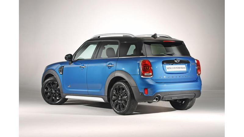 New Mini Countryman to be offered in three variants