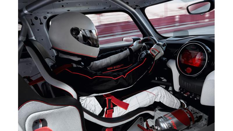Mini reveals the John Cooper Works GP concept