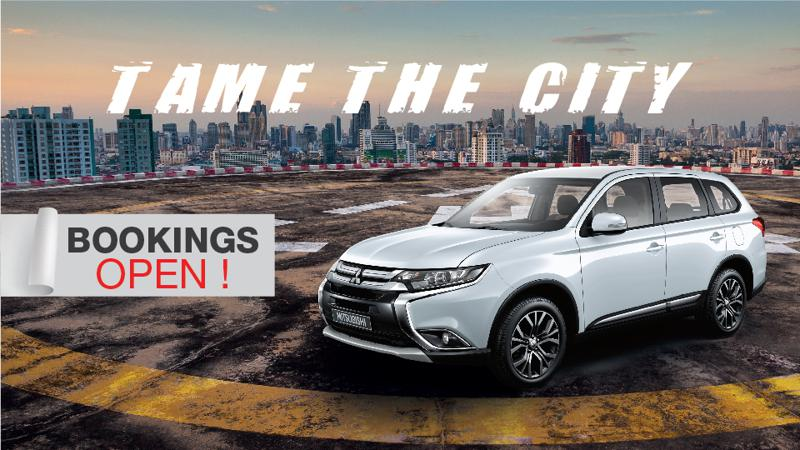 Mitsubishi opens bookings for new Outlander