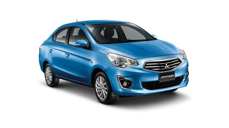 Mitsubishi Attrage can take on Sunny, Scala and Amaze in India