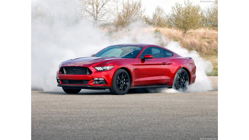Here are 6 must-know facts about Ford Mustang GT in India