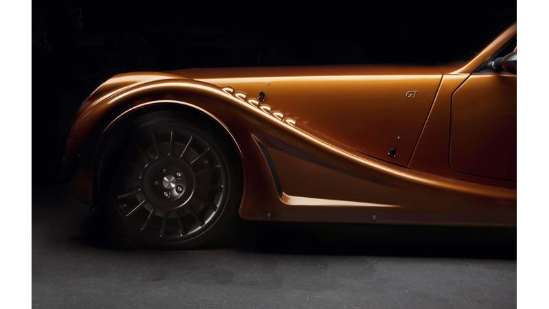 Morgan teases their most extreme road car