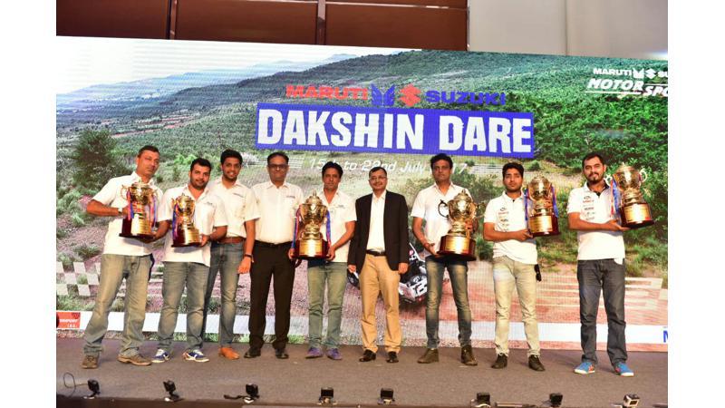 2017 Maruti Suzuki Dakshin Dare: Final Report