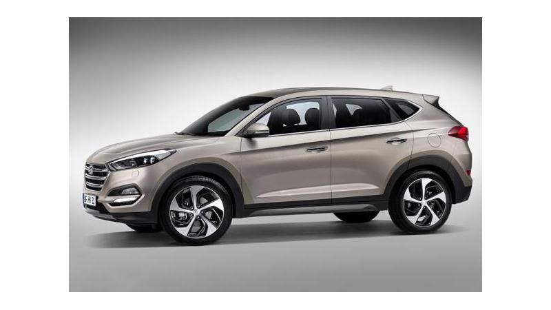Hyundai Tucson offered with 1.7-litre diesel engine and DCT gearbox in UK
