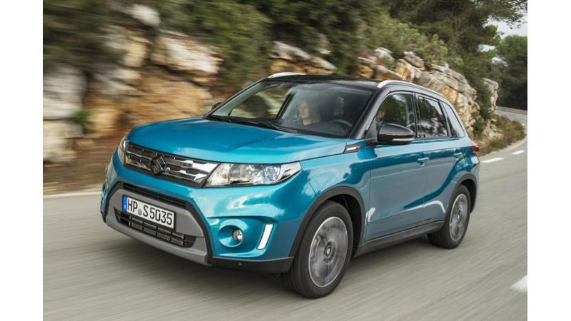 New Suzuki Vitara earns the title of being the greeenest 4x4 SUV in UK
