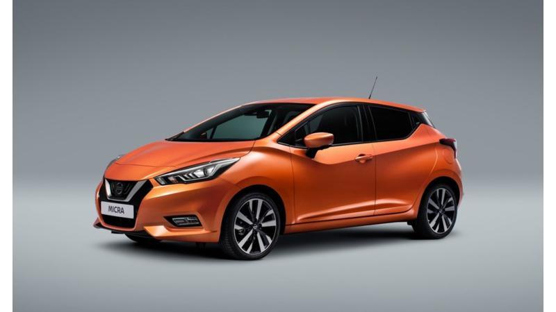 2016 Paris Motor Show: Nissan Micra unveiled