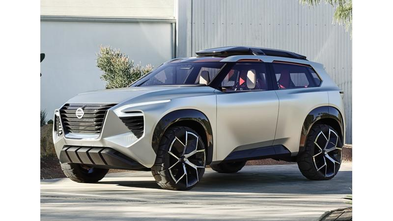 2018 Detroit Auto Show: Nissan reveals the XMotion Concept