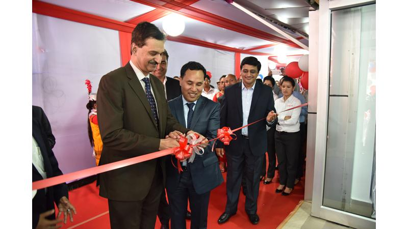 Nissan inaugurates a new dealership in Shillong