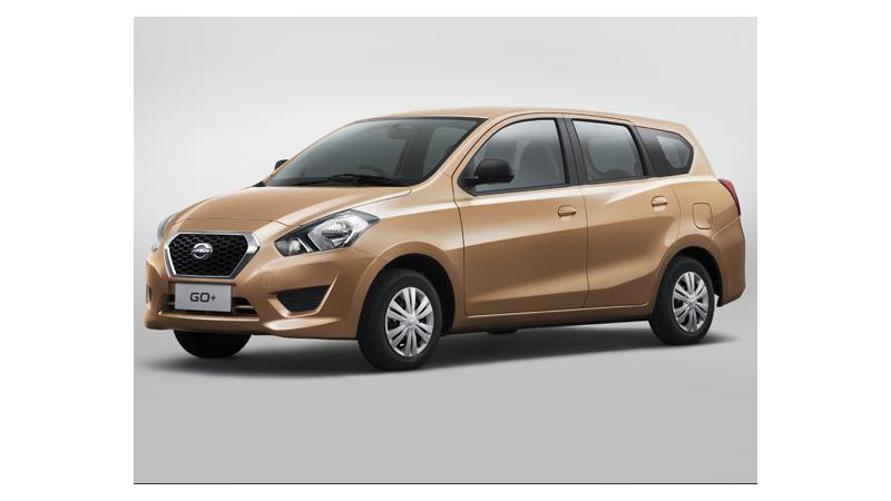 Datsun Go+ MPV launched; priced at Rs. 3.79 lakh
