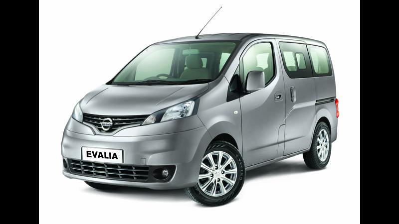 Nissan discontinues Evalia MPV in India