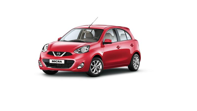 Nissan to introduce 2017 MY Micra in India tomorrow