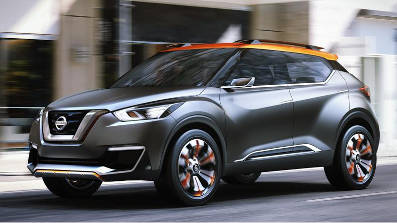 Nissan plans to launch Kicks in Indonesia in May