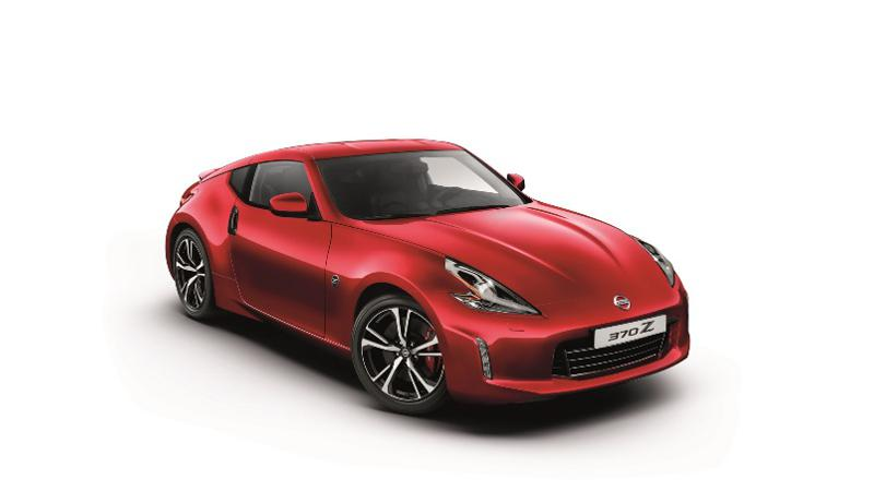 Nissan 370Z updated for 2018