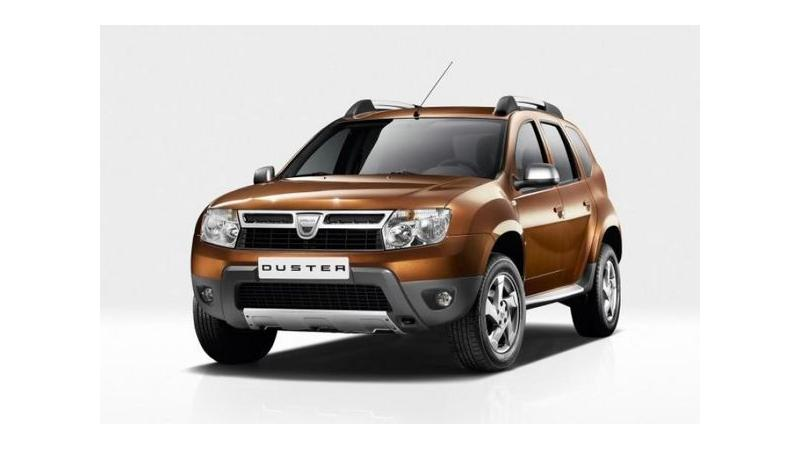 Nissan Duster to be launched in India during Diwali
