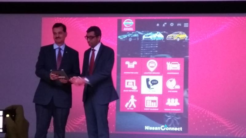 Nissan launches NissanConnect, a connected car platform