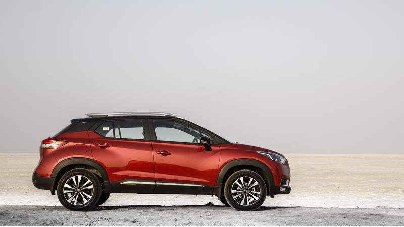 Nissan to launch Kicks SUV in India tomorrow