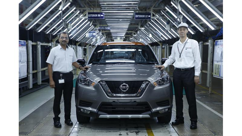 Nissan to launch Kicks SUV in India in January 2019