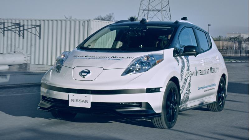 Nissan announces their plans on autonomous driving tech
