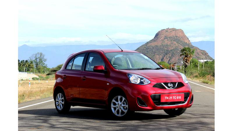 Indian market to get Nissan Micra facelift in the first week of July 2013