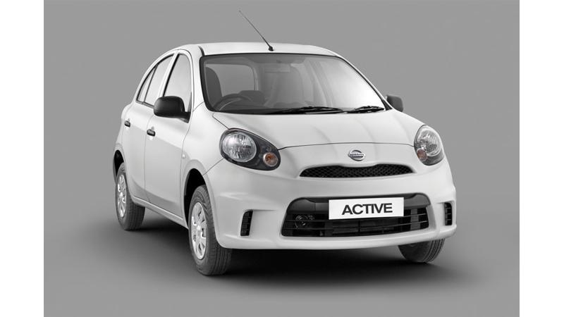 New Nissan Micra launched at Rs. 3.5 lakh