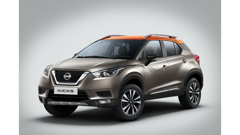 Top five features - India-bound Nissan Kicks