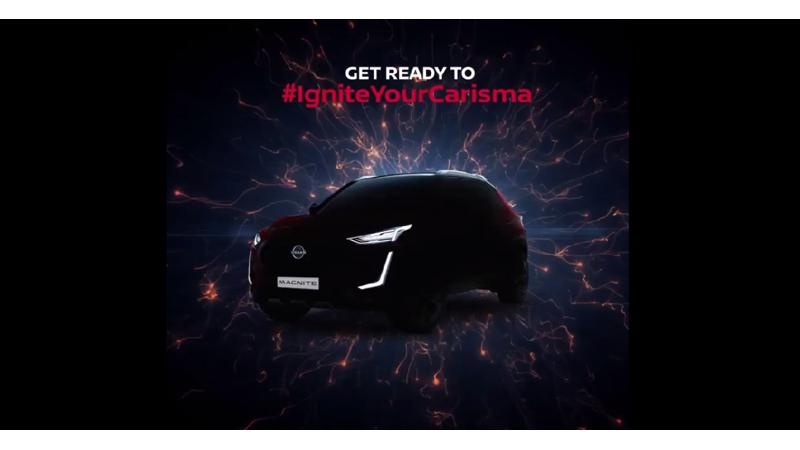 Nissan India teases Magnite on Twitter ahead of global unveil
