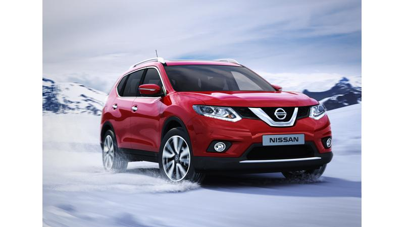 Nissan to launch X-Trail Hybrid in early 2017