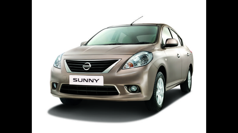 Nissan Sunny automatic launched at Rs. 8.90 lakh