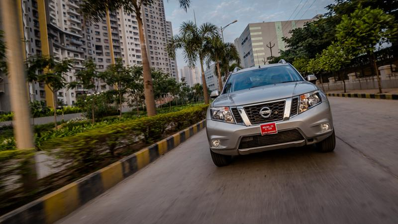 Nissan Terrano available with benefits of Rs 71,000