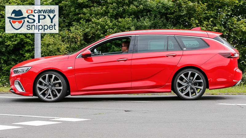 Opel has an Insignia GSi station wagon in the works