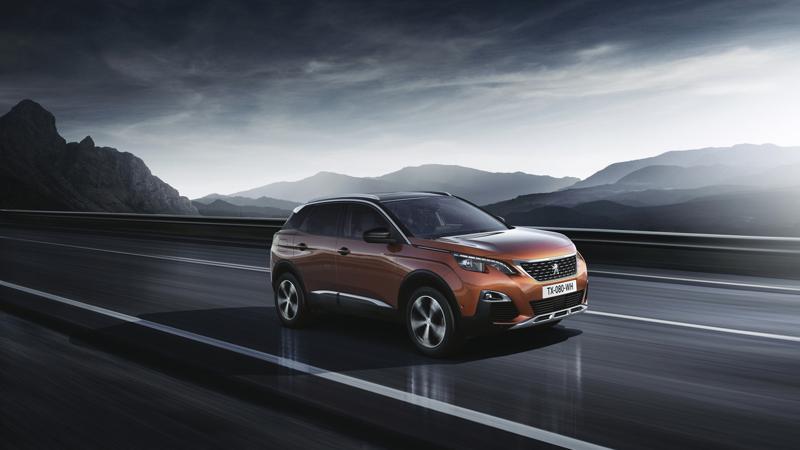 India-bound Peugeot 3008 revealed