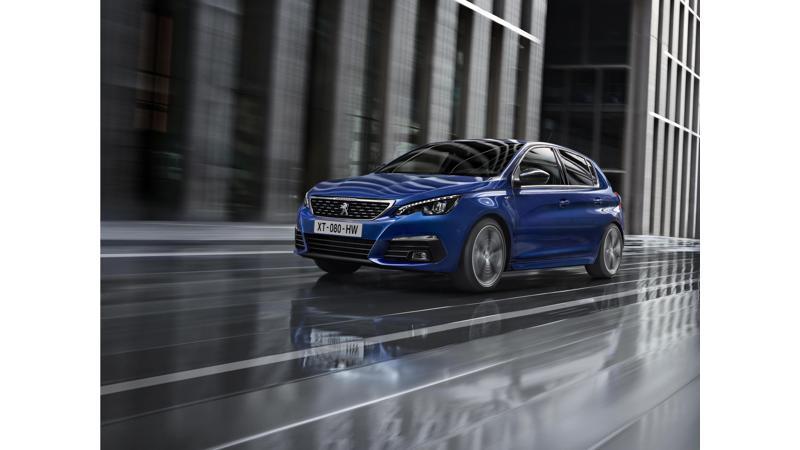 2018 Peugeot 308 revealed