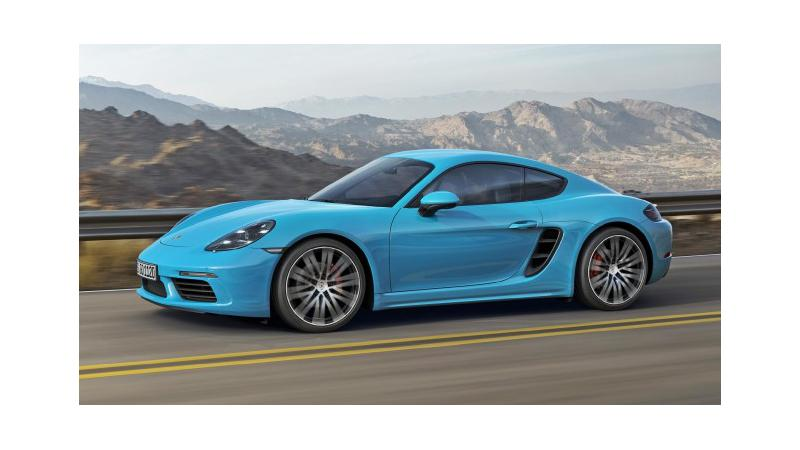 Porsche to launch 718 and Macan 2-litre before end of 2016