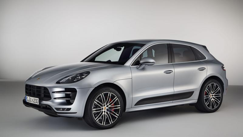 Porsche   s Macan Turbo gets more power with the Performance Pack