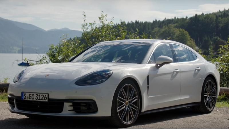 Porsche's new diesel Panamera claims to be world's  quickest diesel production car