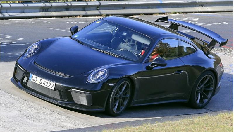 Porsche to equip 911 GT3 and Cayman GT4 RS with 4.0-litre engine