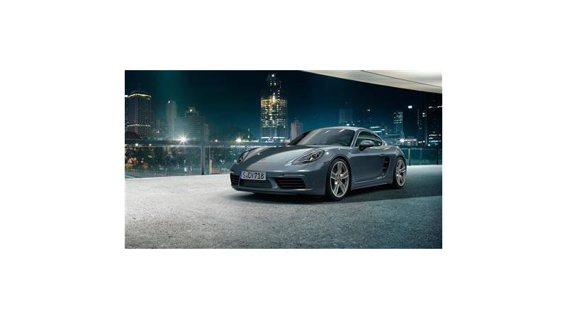 Porsche 718 Boxster and Cayman set for India launch on Feb 15